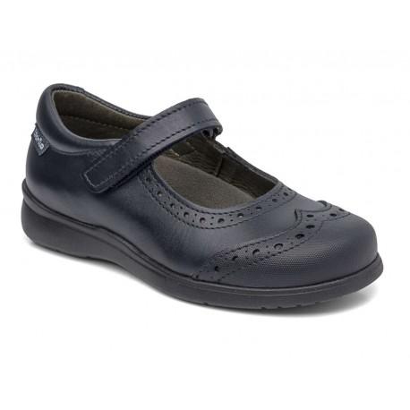 Zapato Colegial Gorila Tipo mercedita