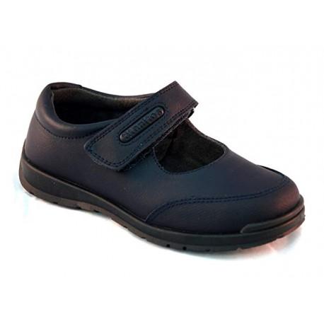 Zapato colegial Titanitos tipo mercedita