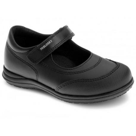 Zapato Colegial Pablosky tipo mercedita