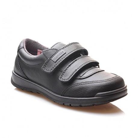 Zapato Colegial Titanitos 2 velcros